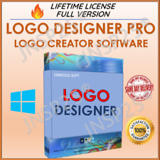 Logo Designer Maker Creator Software Pro 💠 Full Version ✔️Lifetime License ✔️