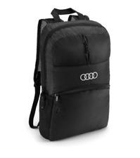 Audi Rucksack Ringe faltbar schwarz - 3151901700