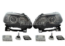 BMW 5 SERIES E60LCI E61LCI XENON ADAPTIVE HEADLIGHT RIGHT & LEFT SIDE ASSEMBLED