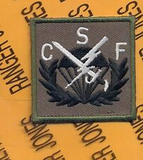 US Army 509th Airborne CSF Combat Strike Force para hat patch