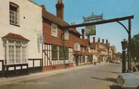 Sussex Postcard - The George Hotel, Crawley    RS22837