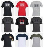 Under Armour Mens T Shirt Sportstyle Casual TShirt Cotton T-Shirt Top