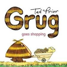 NEW, TED PRIOR. GRUG GOES SHOPPING, 9780731814008