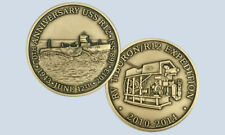 RV Tiburon/R-12 SS-89 Expedition Commemorative Coin LIMITED EDITION