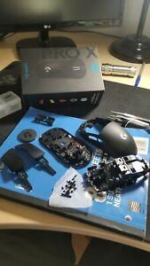 Logitech G Pro Wireless SUPERLIGHT GPW BLACK new oem parts paint repair upgrade