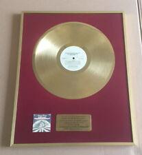Ricky King Gold Award - goldene Schallplatte - Gitarrensound - Gerd Köthe -