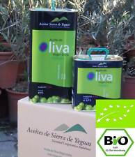 2,5 Ltr Kaltgepresst BIO Extra natives Olivenöl Hojiblanca Andalusien von Biopal