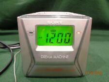 Sony Dream Machine ICF C153V Alarm Clock Radio