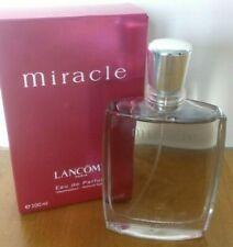 Lancome Miracle EDP 100ml Vaporisateur & Clarins Par Amour EDP 1.5ml - New