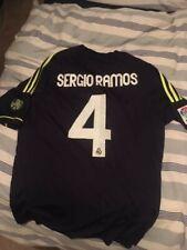 Sergio Ramos Real Madrid away jersey, adidas, original, original print, XL.