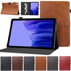 For Samsung Galaxy Tablet T280 T290 T500 T515 P610 T870 T970 PU Case Stand Cover