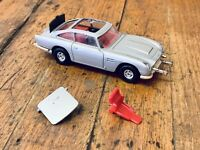 Corgi #270 James Bond 007 Aston Martin DB5 Goldfinger Thunderball Read Descr