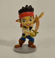 "2011 Jake 3"" PVC Action Figure Disney Jake and the Neverland Pirates"