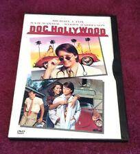 Doc Hollywood DVD Michael J Fox Julie Warner Woody Harrelson David Ogden Stiers