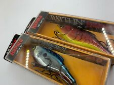 Lot of 2 Rapala Fishing Luers, RNR-07 for SALES