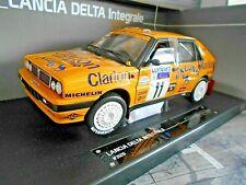 LANCIA Delta HF Integrale 16V Rallye RAC GB 1989 #11 Eklund Clario Sunstar 1:18