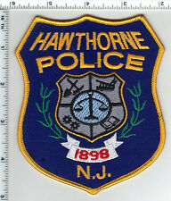 Hawthorne Police (New Jersey) Shoulder Patch