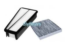 Air Filter + CHARCOAL Cabin Air Filter for 2006 - 2015 TOYOTA TACOMA 4.0L V6