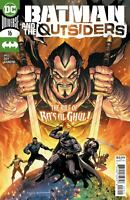 Batman And The Outsiders #1-16 | Main & Variants Issues | DC Comics | 2020 NM