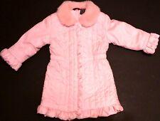 CALVIN KLEIN - Pink Puffer Coat - Toddler Girl's Size: 3T
