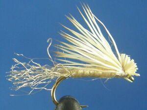 1 dozen X Caddis Tan #16, Dry Flies, Trout, NR!