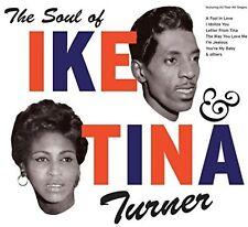 Ike & Tina Turner - Soul Of Ike & Tina Turner [New CD] UK - Import