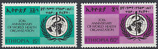 Ethiopia: 1968 20th Anniversary of the WHO, unmounted mint