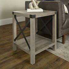 WE Furniture Side Table, 18