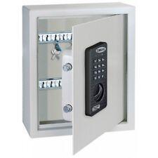 High Security Key Cabinet 20 Keys Storage Business Keytronic 20 Rottner