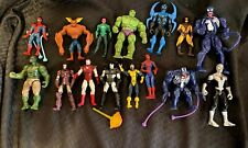 Marvel and DC Loose Action Figure Lot -  Marvel Universe, and more