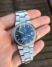 Vintage watch OMEGA DYNAMIC AUTOMATIC GENEVE montre swiss oversize 42 mm large