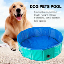 PVC Foldable Pet Bath Pool Collapsible Dog Pool Pet Bathing Tub For Dog Cat