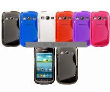 Funda Gel Silicona Carcasa S-LINE Delgado Pr Samsung S7275R Galaxy Ace 3 LTE 4G