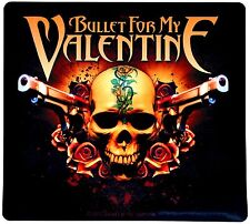 Sticker Bullet For My Valentine Guns Roses Skull Art Metal Music Band Decal