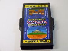 !!! Atari 2600 juego Double Ender Ghost Manor, usados pero bien!!!