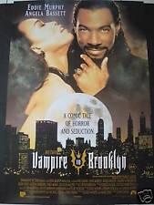 Vampire In Brooklyn - Eddie Murphy (1995) MOVIE POSTER