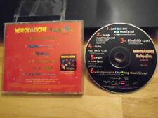 RARE PROMO Weapon Of Choice CD sampler Highperspice FISHBONE pearl jam funk 1996