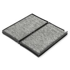 2x Carbon Cabin Fresh Air Filter For BMW 5 Series E60 E63 64 535i M5 M6 81906007
