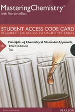 MasteringChemistry -- Standalone Access Card -- for General, Organic, and Biolog