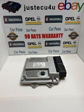 Vauxhall Opel Y13DT 1.3 JTD ECU 55194018 YU MJD6JO.C6 +PIN CODE/TECH2 RESETED