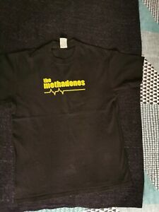 Methadones Band T-shirt size M Punk Rock Screeching Weasel