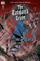 THE BATMAN'S GRAVE #1 - BRYAN HITCH MAIN COVER - DC COMICS/2019