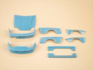 1/24  Fujimi Nissan 180SX BN Sports Widebody kit 3D Print US SELLER!