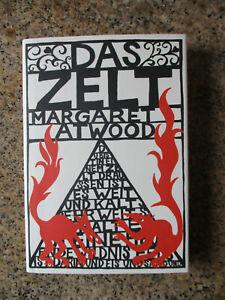 Das Zelt von Margaret Atwood - gebunden - 2006