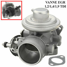 Vanne Valve EGR pour VW Bora Golf Passat Polo Lupo 1,4 1,9 Tdi 038131501A
