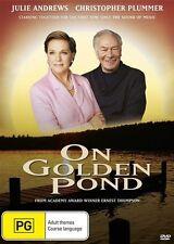 On Golden Pond DVD (Andrews, Plummer) [New/Sealed]
