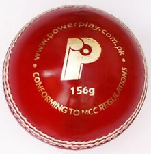 Lether cricket balls powerplay