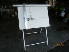 More details for drawing board, draughting machine. professional quality. a1 size. technostyl.