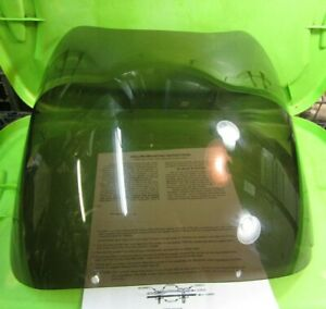 Rickman CR 750 Honda CB 750 # 3 Tinted Fairing Wind Screen p/n R108 72 521 # 3