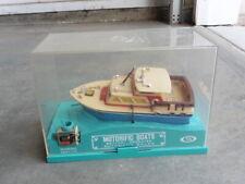 New listing 1967 Ideal Motorific King of the Sea Motorized Fishing Boat w Display Box Nice